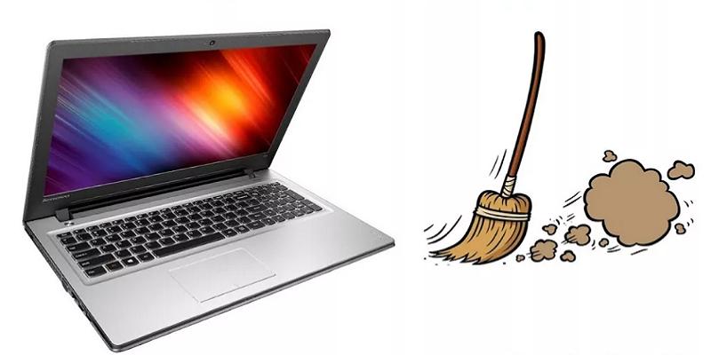 Как очистить диск C от ненужных файлов windows 7